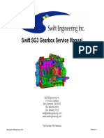 Swift 014 Hewland SG3 Manual