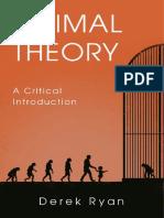 [DEREK RYAN] Animal Theory, a critical introduction.pdf