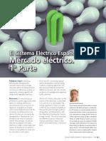El Sistema Electrico Espanol Vi Mercado Electrico 1parte