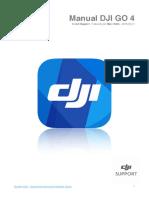 Manual DJI Go4
