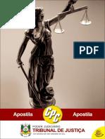Apostila Tj-rs 2017 Cpc Concursos