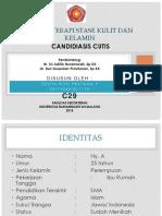 P-Drug - Candidiasis Cutis.pptx