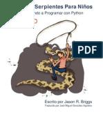 Doma de serpientes para niños