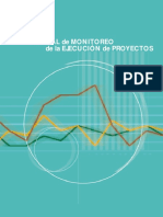 Manual de Monitoreo Proyectos