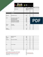 Lista Para Walter Feito 03-07-1