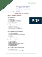 Mathematica y Matematica - Berral & Serrano