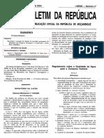regulamento sobre a qualidade da água para o consumo humano.pdf