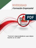 Gaceta Universidad INFORCE