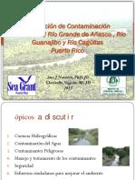 Prevencic3b3n de Contaminacic3b3n Cuencas Del Rc3ado Grande de Ac3b1asco Rc3ado Guanajibo y Rc3ado Cagc3bcitas Puerto Rico