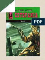 112 - M. L. Estefanía - Huracán Devastador