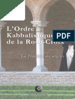 Ordre Kabbalistique de La Rose-Croix