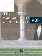 Kabbalistic Order of the Rose-Cross