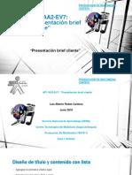 AP1AA2EV7Presentación Brief Cliente