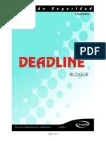 MSDS Deadline Bloque