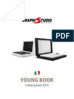 Listino Graphistudio - Young Book
