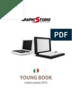Listino Graphistudio - Young Book