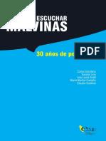 Malvinas - Universidad y Soberanía
