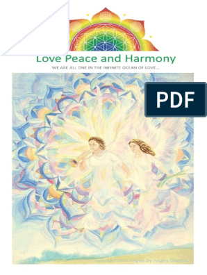 34 1 30 April 2011 Love Peace And Harmony Journal Massage Soul