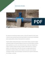 Calculo de Anclajes en Agua Potable