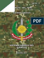 Sistema Jurídico Del Ejército