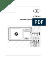 Manual Operacion CDP-01 Alineador FIFE