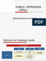 IPO Guidelines
