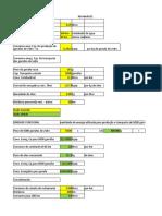 Planilha de Cálculo de Avaliação Ambiental de Sistemas