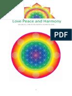 (37) -1-31 Temmuz 2011 - Love Peace and Harmony Journal