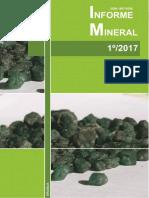 Informe Mineral 1 2017