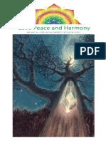 (38) -1-31 Ağustos 2011 - Love Peace and Harmony Journal