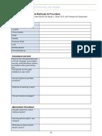 Comparing Treatment Methods & Providers