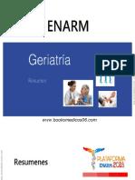 GERIATRIA Resumen 2018