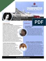 Boletín Frankenstein Sesión10