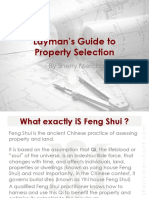 Laymans Guide to Property Selection