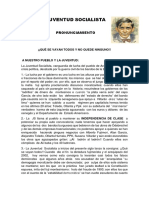 Juventud Socialista - Arequipa