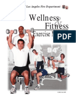 Wellness and Fitness Exercise