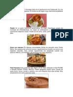 Ka Ik Es Una Sopa de Chompipe Típica de La Gastronomía de Guatemala