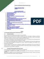 Resumen Derecho Penal Dominicano