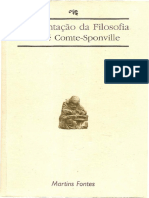 COMTE-SPONVILLE, Andre. Apresentação da Filosofia.pdf