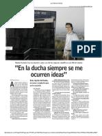 Ingeniero Chileno Premio