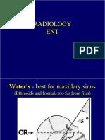 ENT radiologi
