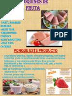 Adoquines De fresa