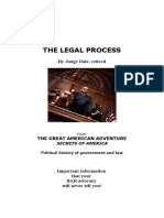 The Legal Process Sm Book Format