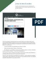 09 Claves para armar una base de datos de medios.pdf