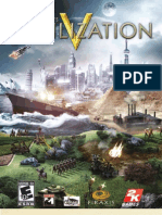 Civ v Manual German