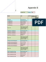 Linux+Study Planner Brunson