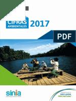 CIFRAS AMBIENTALES 2017