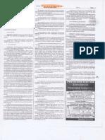 ley N ºb 20201 sobre modificación de la ley de Subvención de educación especial DFL 2-98 - diario oficial