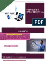 Tecnología organizacional