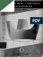 Calculo Real y Vectorial en varias variables - Carlos Martinez - PUCV.pdf